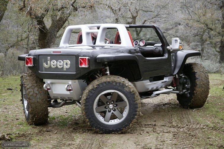 Sweet Jeep!