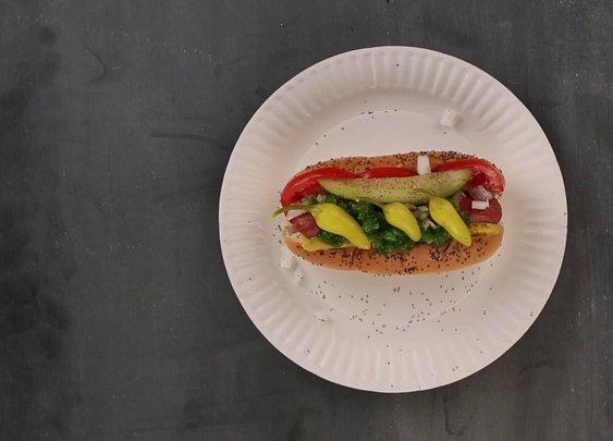 Hot Dog & the City on Vimeo