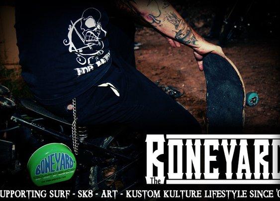 The Boneyard- Tempe,AZ