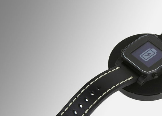 AGENT: A Smartwatch So Smart Its Battery Actually Lasts