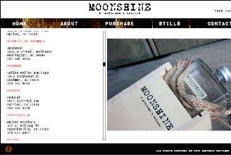 Moonshine - a gentlemans cologne