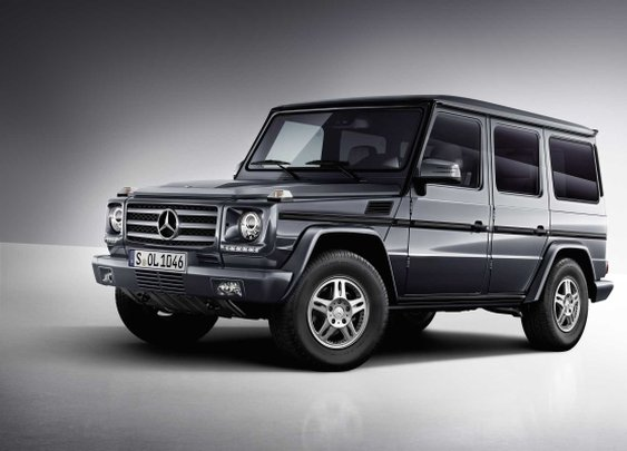The 2013 G-Class, Extreme Luxury by Mercedes-Benz | Baxtton