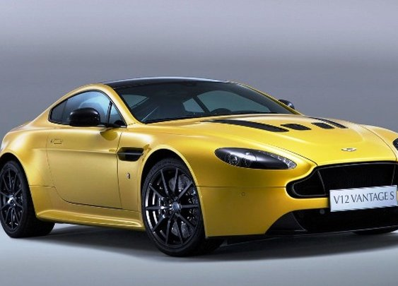 The Fastest Aston Martin Vantage S with New 565-HP V12 Engine   NSTAutomotive