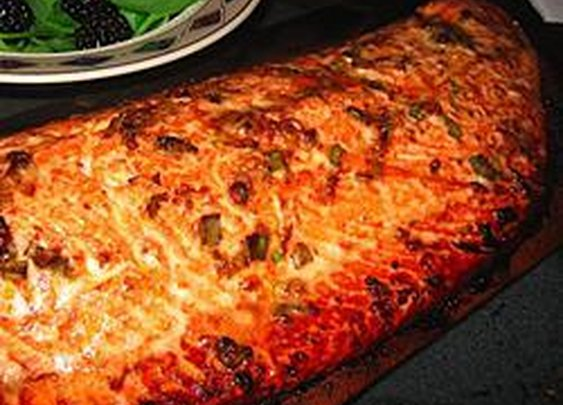 Scotch Cedar Planked Salmon