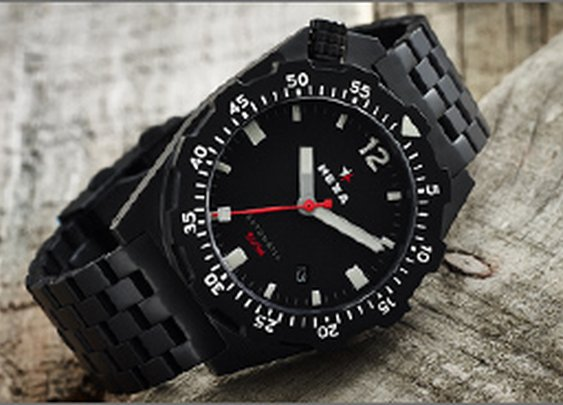 HEXA WATCHES | INTRODUCING THE K500 DIVER