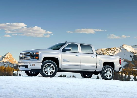 2014 Chevy Silverado High Country