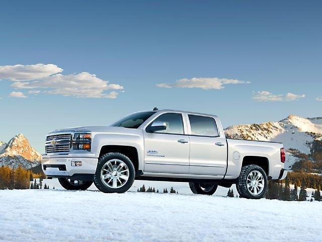 2014 Chevy Silverado High Country