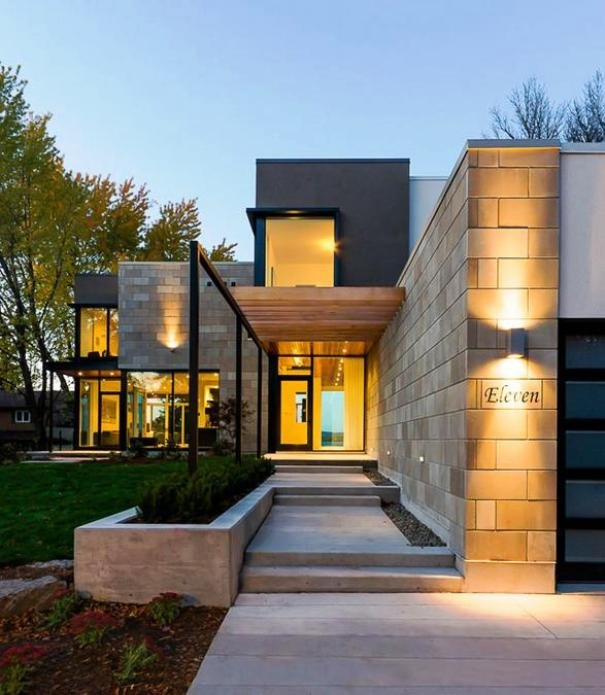 Natural Stone for Exterior House wall decoration