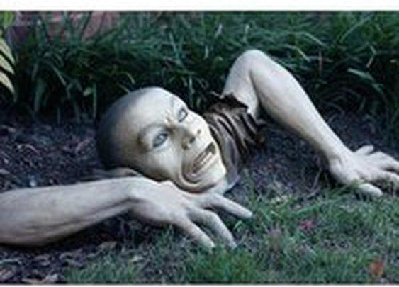 Garden Zombie :: ThinkGeek