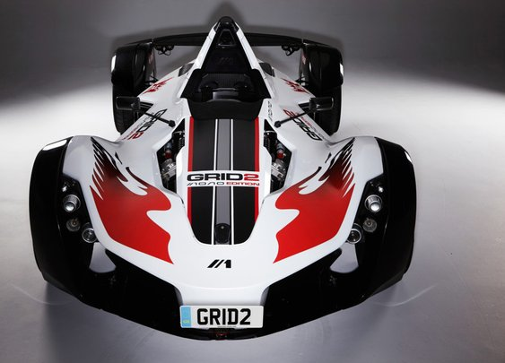 Grid 2 Bac Mono Edition: A Very Limited, Very Special Edition