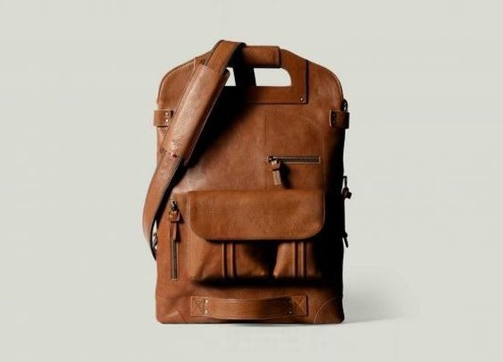 Hard Graft 2UNFOLD Heritage Bag | Baxtton
