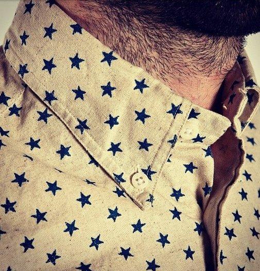 Stars and ... no stripes