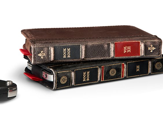 BookBook for iPhone 4/4S - Twelve South
