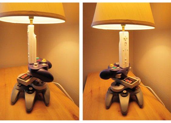 Nintendo Controller Lamp