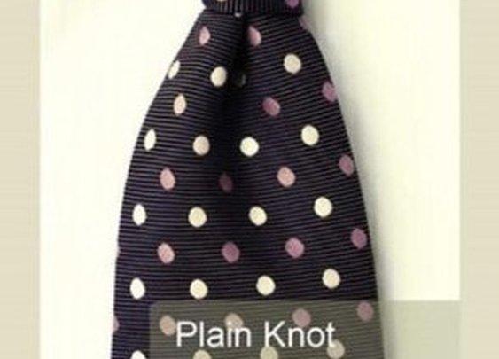 Plain knot