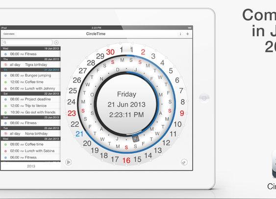A revolutionary calendar for the 21st century!
