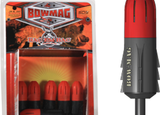 Bow-Mag Bullet Tipped Arrow Heads