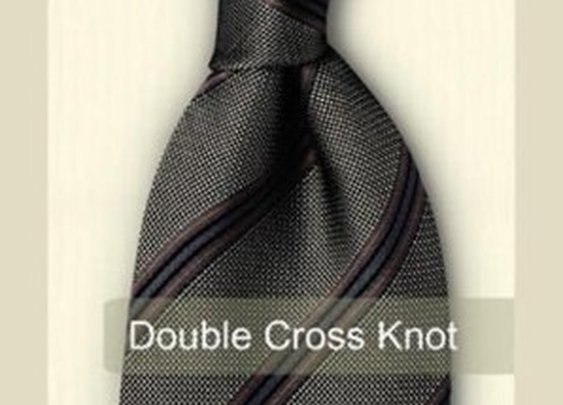 Double cross knot