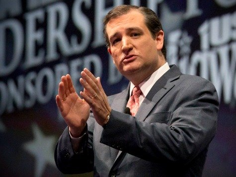 Ted Cruz: Replace IRS with Flat Tax
