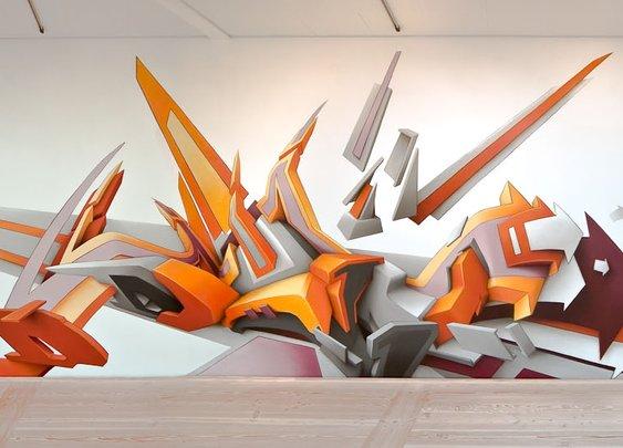 DAIM - My favorite graffiti artist