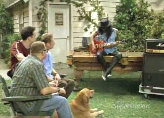 Drew Carey Show - Guitar Auditions