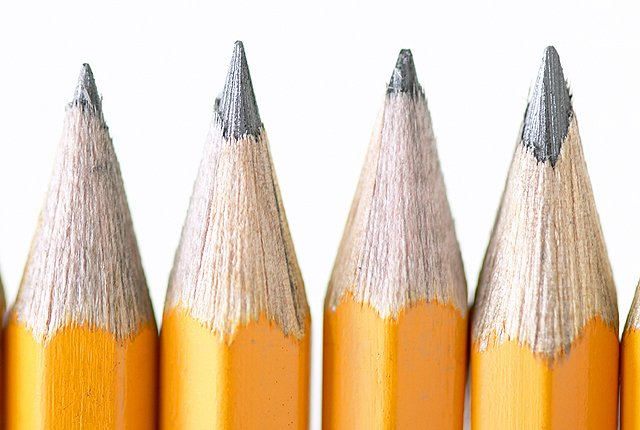 Are There Number 1 Pencils?