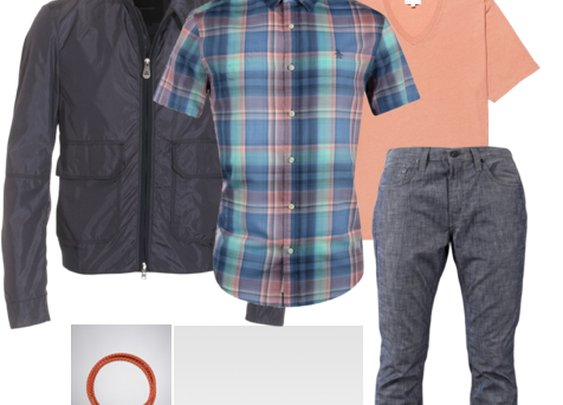 Patricia Trepanier Fashion Stylist For Men | Outfit Idea Casual look for him