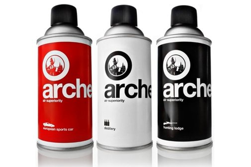 Archer Air Superiority, 100% Pure Male Room Spray | Baxtton