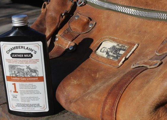 Chamberlain's Leather Milk Liniment No. 1 Review – $18