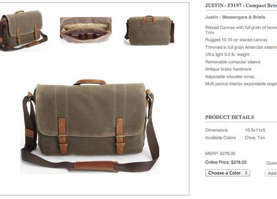 Enter To Win: Korchmar Bag – Winner Pick On June 12, 2013
