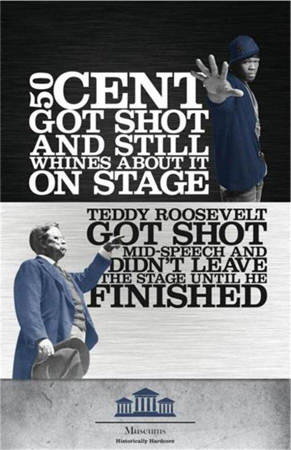 Teddy was the MAN!!!