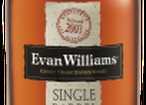 Review: Evan Williams Single Barrel Bourbon 2003 Vintage