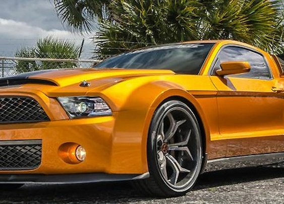 2013 Mustang Shelby GT500 Super Snake Extreme modifications with all carbon fiber body   NSTAutomotive