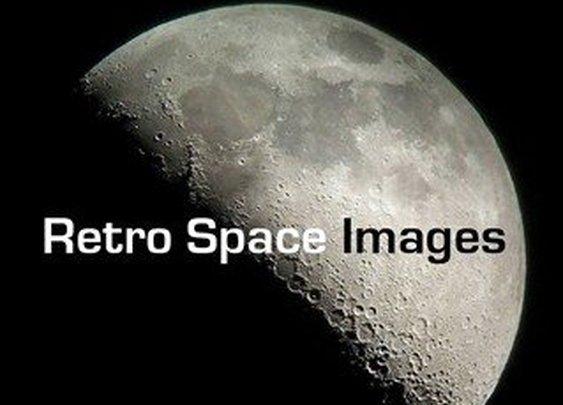 Retro Space Images