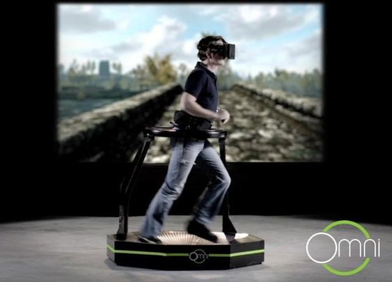 Omni: Move Naturally in Your Favorite Game by Virtuix — Kickstarter
