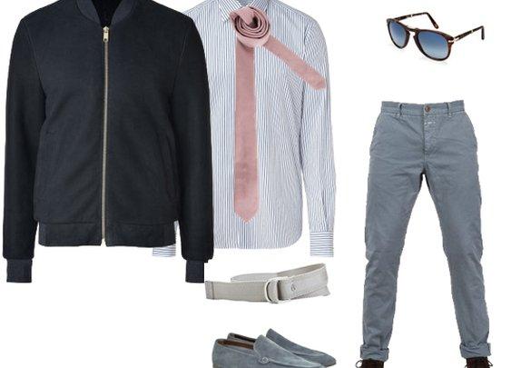 Patricia Trepanier Fashion Stylist For Men | Spring look for him