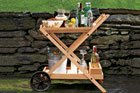 How to Build an Outdoor Bar Cart | This Old House