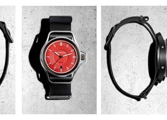 The Seventeen Watch by Riccardo Tisci