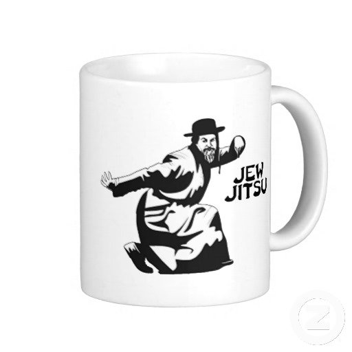 Jew Jitsu Mug