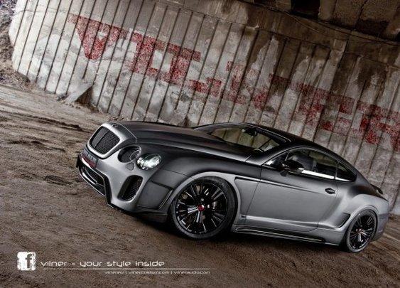 Vilner Bentley Continental GT Package