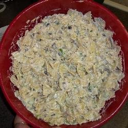 Not Your Mamma's Pasta Salad