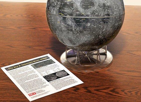 Best moon globe.