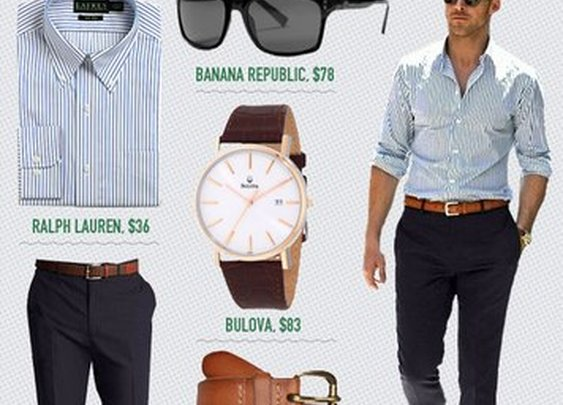 Dress like Ryan Gosling