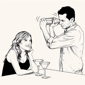 How to Mix a Drink for Her