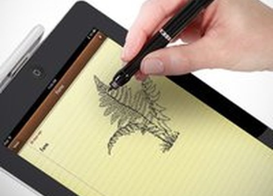 Wireless iPad Pen