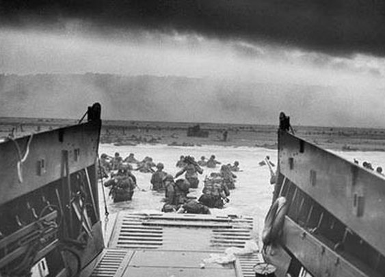 June 6, 1944 D-Day