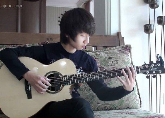 (Michael Jackson) Beat It - Sungha Jung - YouTube
