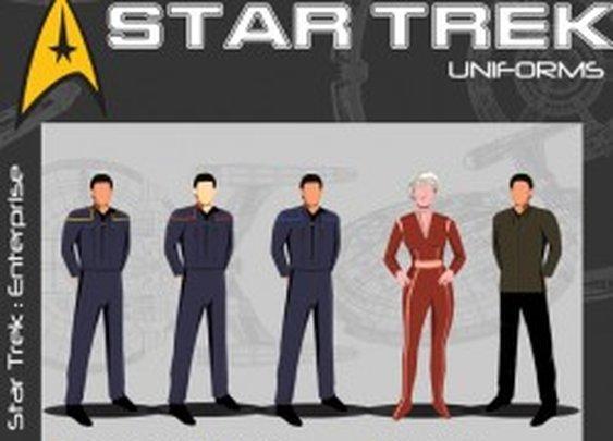 Star Trek Uniform Guide