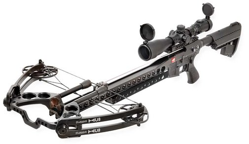 Tactical Assault Crossbow! PSE TAC15 Upper for the AR15 (VIDEO) - Guns.com