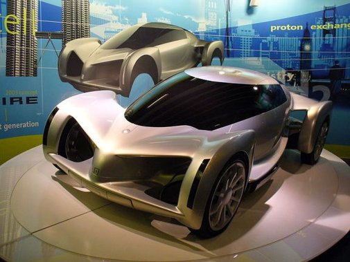 GMC Hy-Wire 2003 Concept Car